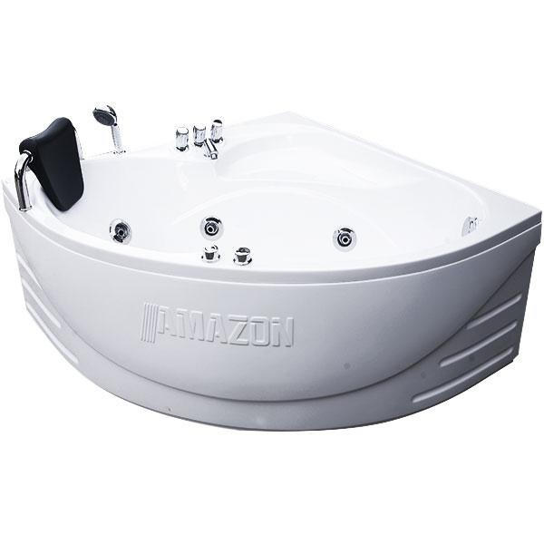 Bồn massage góc Amazon 8070