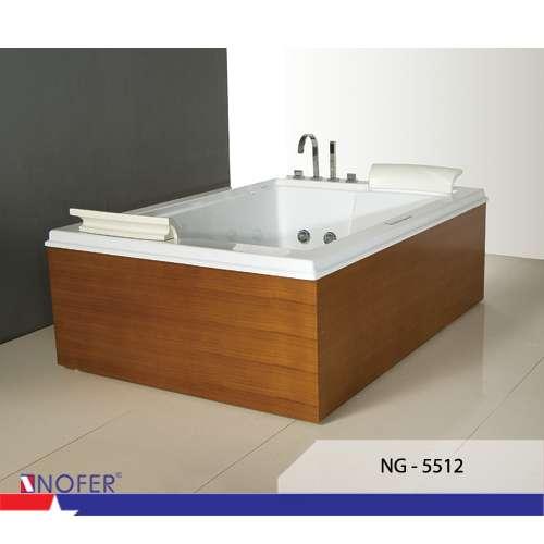 Bồn tắm massage  Nofer NG - 5512