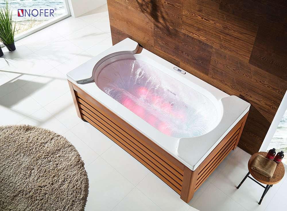 Bồn tắm massage NOFER NG - 1312