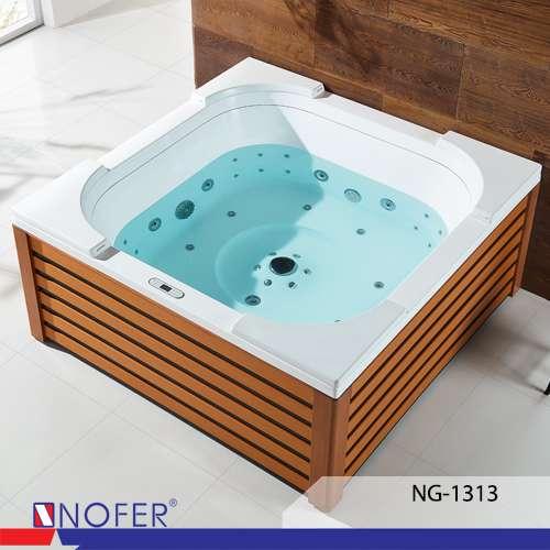 Bồn tắm massage NOFER NG - 1313