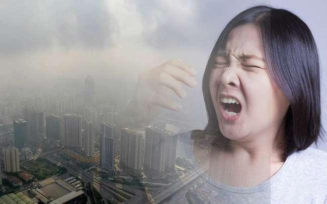 Phòng xông hơi đá muối làm giảm tác hại của ô nhiễm không khí?