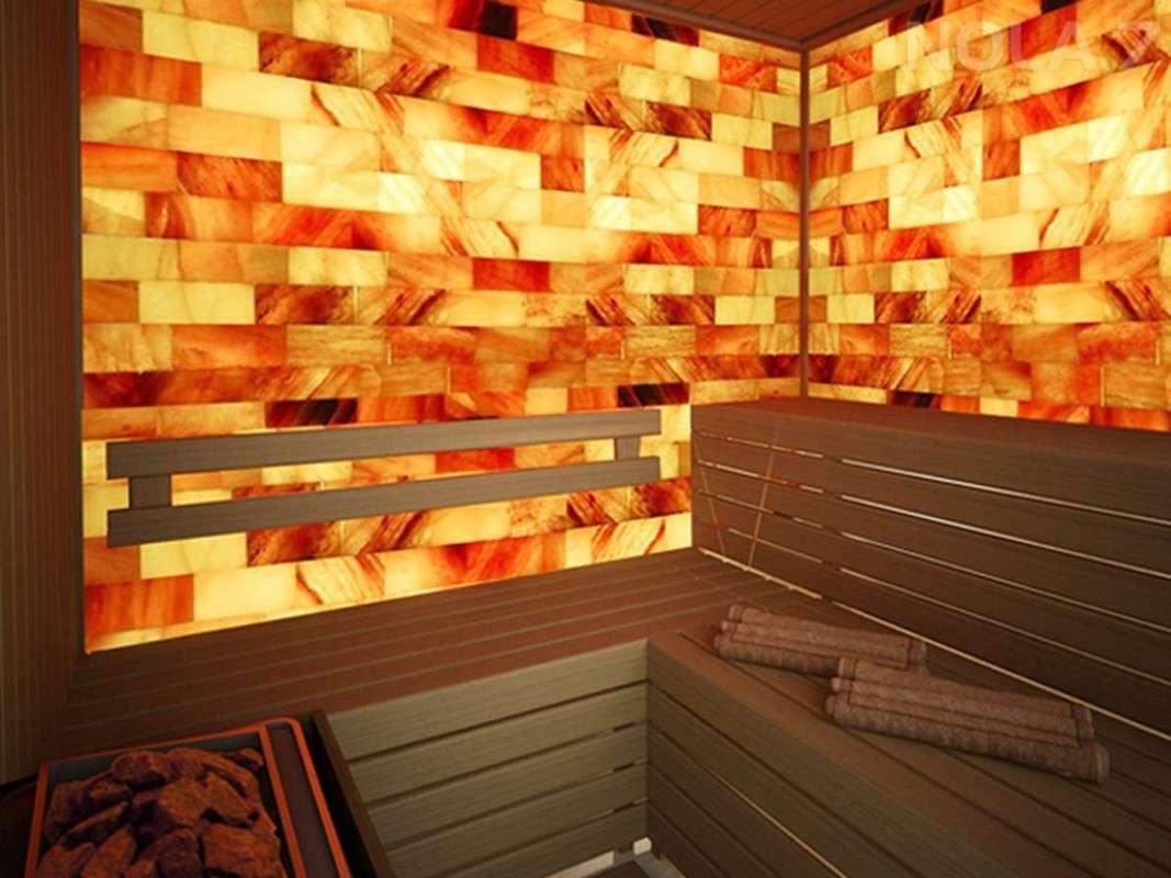 Sử dụng phòng xông hơi đá muối tại nhà giúp khỏe mạnh toàn diện hơn