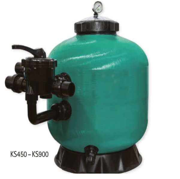 Bình lọc cát bể bơi Midas KS450 - KS900