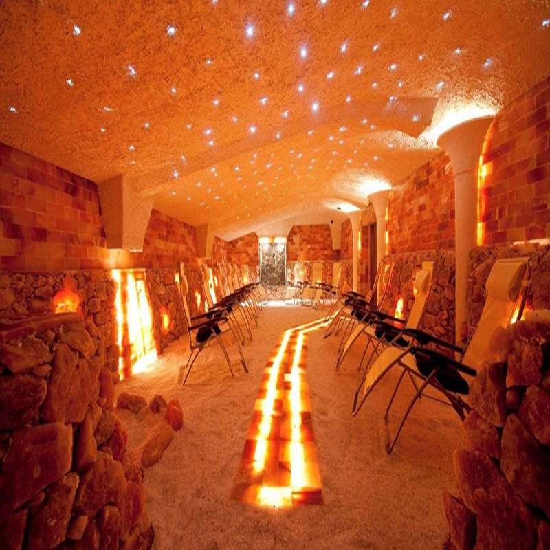 Phòng xông hơi đá muối PXHDM01