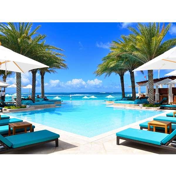 Mẫu thiết kế bể bơi Resort