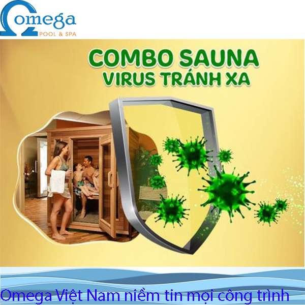 Bảo vệ gia đình bằng những Combo Sauna (Phòng xông hơi khô)