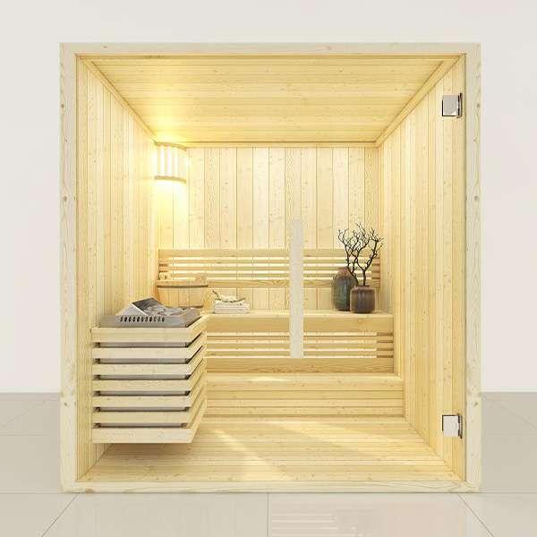 Phòng xông hơi khô PXK05