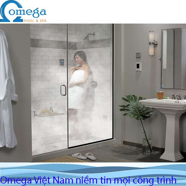 Steambath (Xông hơi ướt) là gì ? Và những lợi ích cửa phòng xông hơi ướt