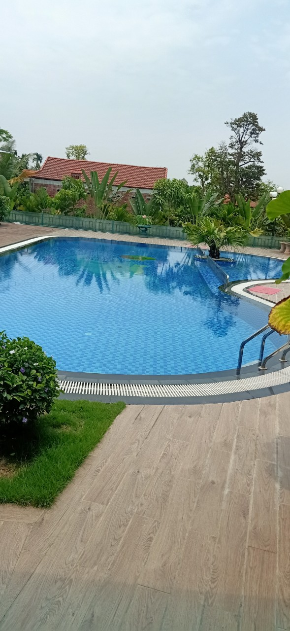 Mang bể bơi, phòng xông hơi vào không gian trong nhà để tận hưởng2