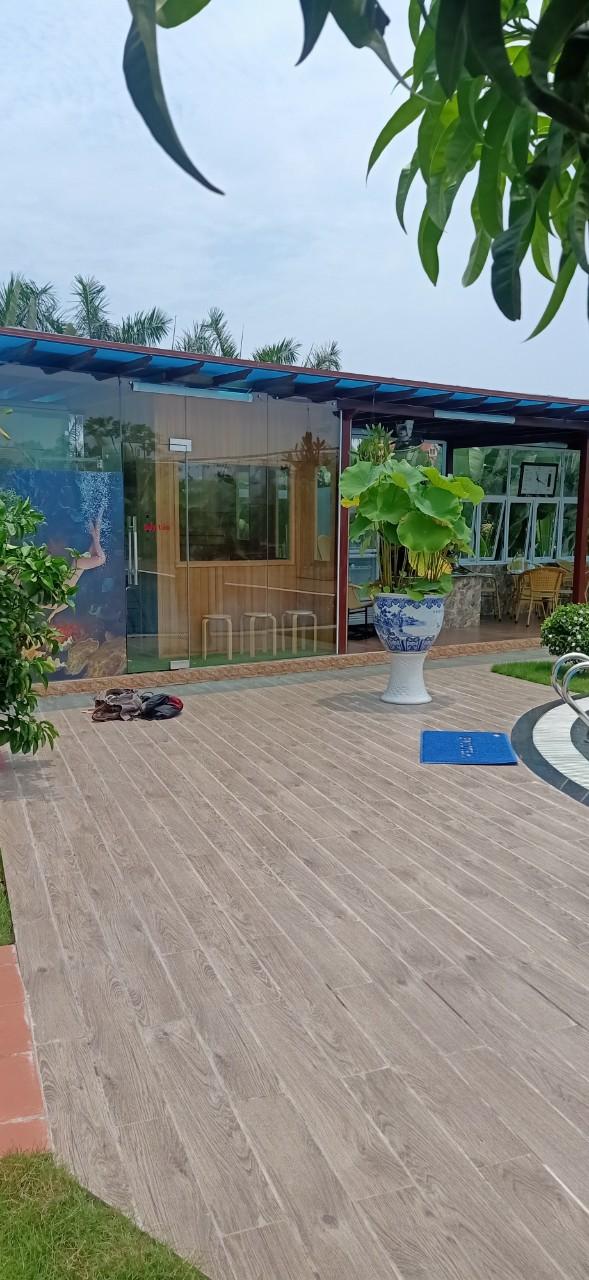 Mang bể bơi, phòng xông hơi vào không gian trong nhà để tận hưởng4