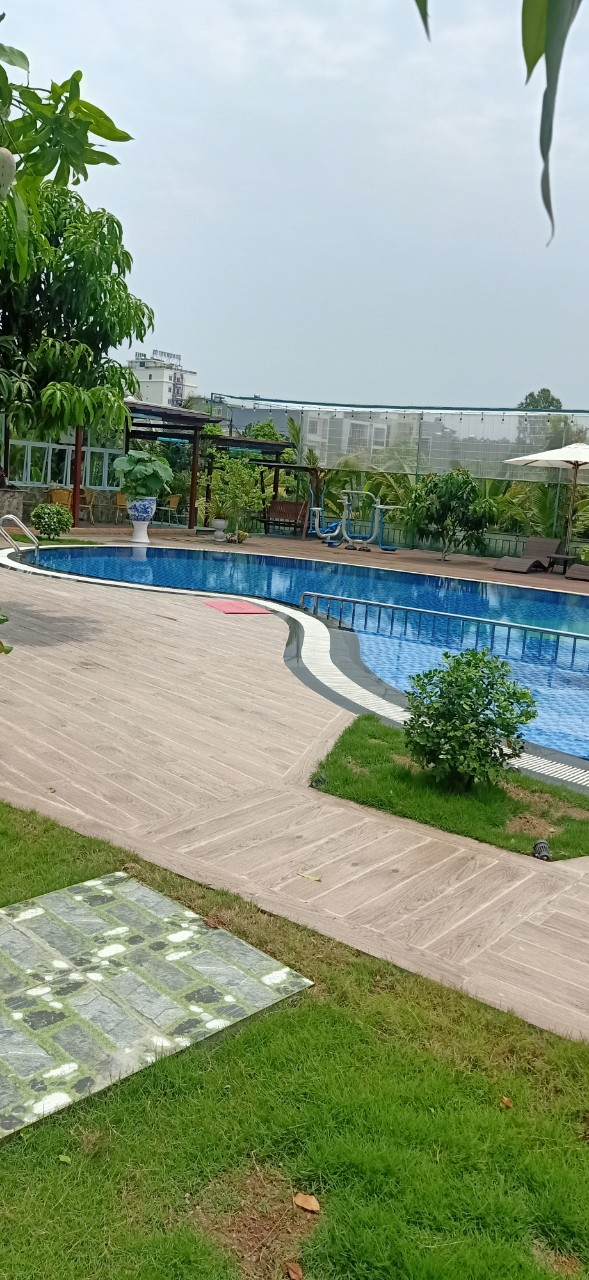 Mang bể bơi, phòng xông hơi vào không gian trong nhà để tận hưởng 1