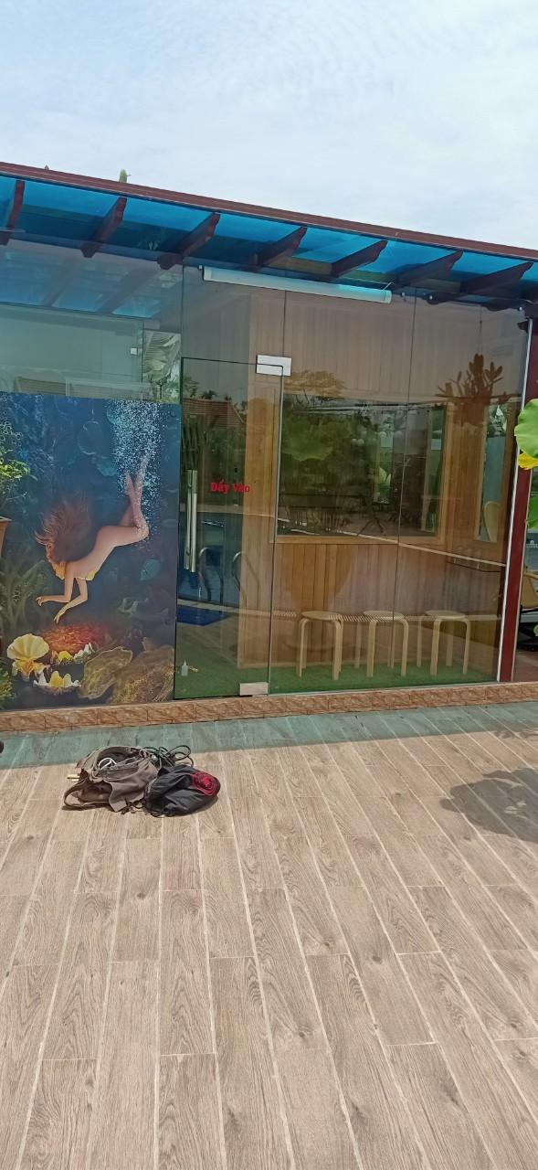 Mang bể bơi, phòng xông hơi vào không gian trong nhà để tận hưởng3